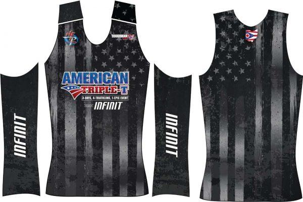 Official American Triple-T Race Singlet