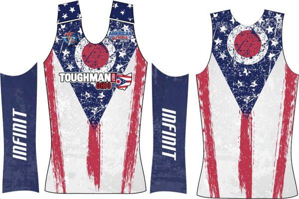 Official TOUGHMAN Ohio Tri Top