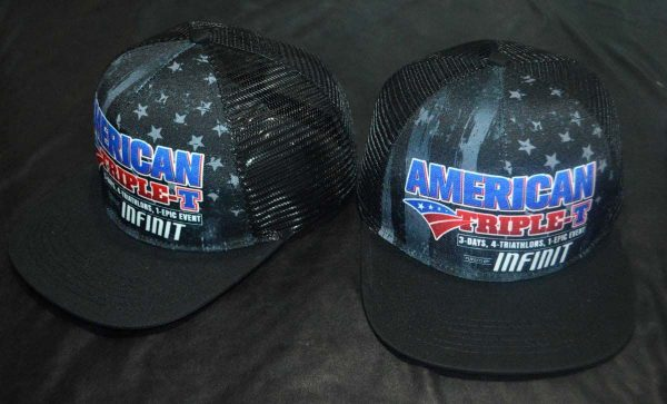 American Triple-T Custom Trucker Hat