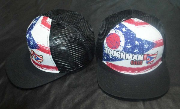 Official TOUGHMAN Ohio Trucker Hat