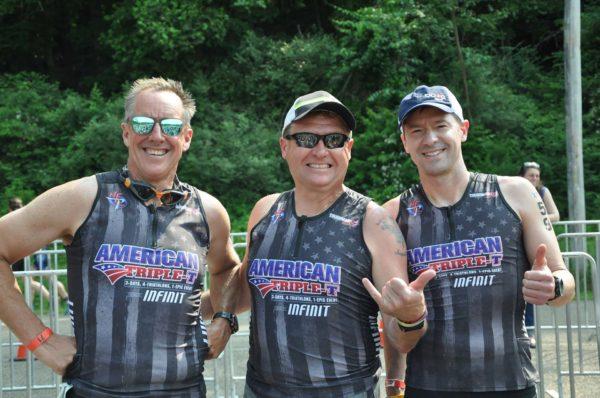 Ohio Triathlons - American Triple-T